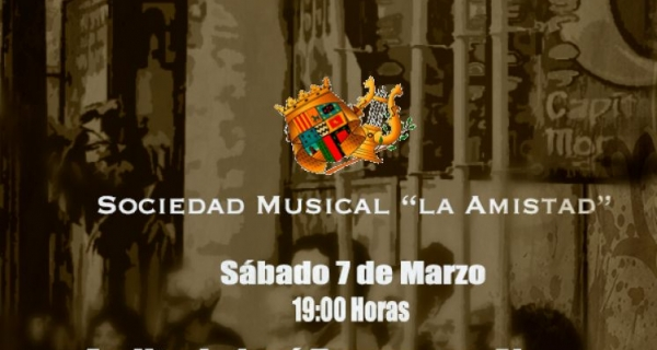Concierto de Música Festera Palamó 2020
